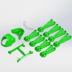 Vortex 150 Mini Crash Kit 1 Green