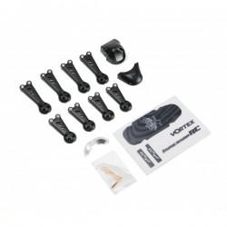 Vortex 150 Mini Crash Kit 1 Black Flite Test